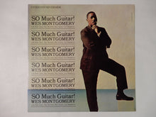 Load image into Gallery viewer, Wes Montgomery So Much Guitar! Riverside Records SMJ-6100