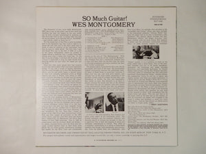 Wes Montgomery So Much Guitar! Riverside Records SMJ-6100