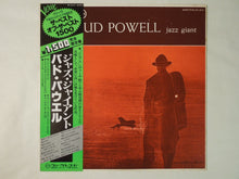 Load image into Gallery viewer, Bud Powell Jazz Giant Verve Records MV 4012