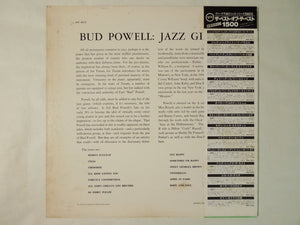 Bud Powell Jazz Giant Verve Records MV 4012