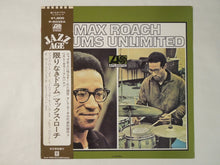 Load image into Gallery viewer, Max Roach Drums Unlimited Atlantic P-6035A