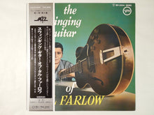 Load image into Gallery viewer, Tal Farlow The Swinging Guitar Of Tal Farlow Verve Records MV 2504