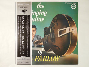 Tal Farlow The Swinging Guitar Of Tal Farlow Verve Records MV 2504