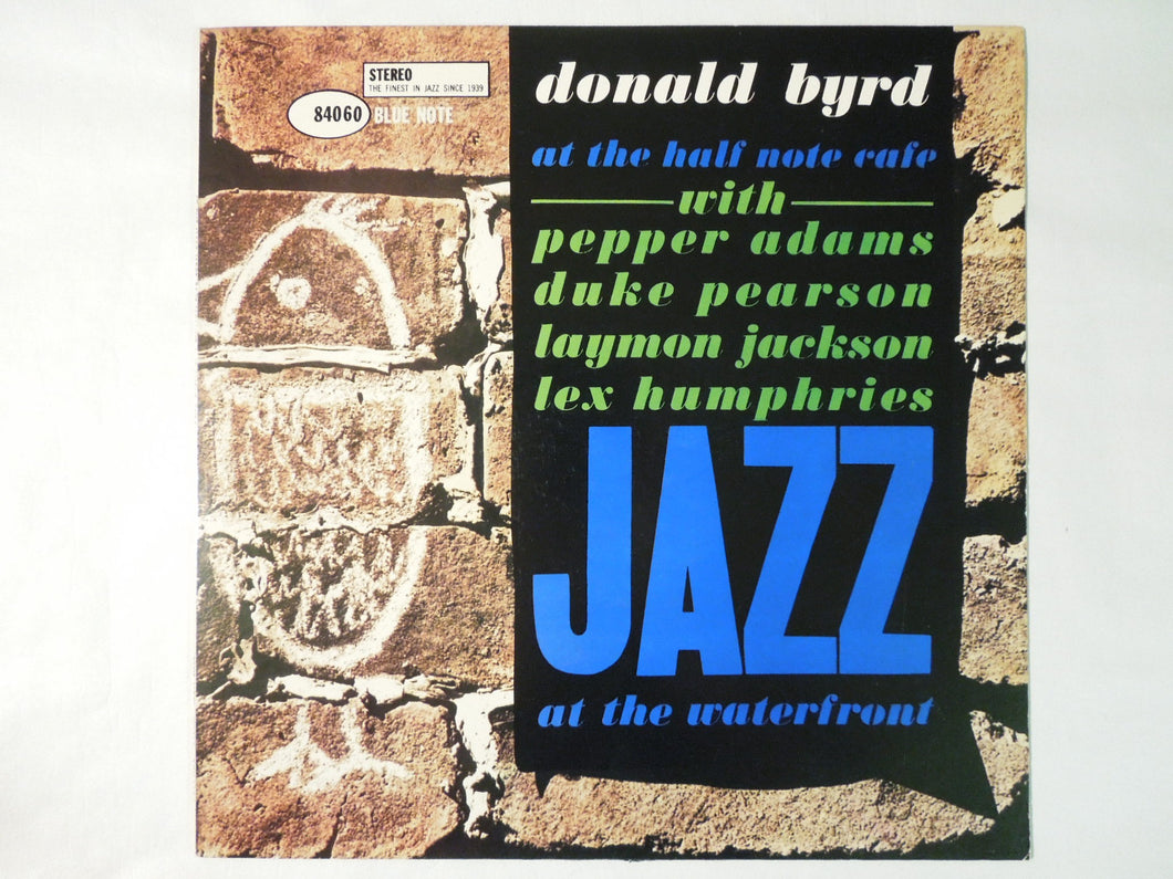 Donald Byrd At The Half Note Cafe, Vol. 1 Blue Note GXK 8104