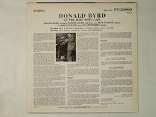 Load image into Gallery viewer, Donald Byrd At The Half Note Cafe, Vol. 1 Blue Note GXK 8104