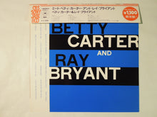 Load image into Gallery viewer, Betty Carter And Ray Bryant Meet Betty Carter And Ray Bryant Epic ECPZ 7
