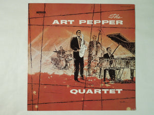The Art Pepper Quartet The Art Pepper Quartet Victor SMJ-6022M