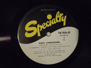Al Grey, Billy Mitchell, Lee Morgan, Charlie Persip, Paul West, Billy Root, Wynton Kelly Dizzy Atmosphere Specialty YQ-7026-SP
