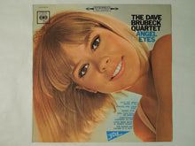 Load image into Gallery viewer, The Dave Brubeck Quartet Angel Eyes CBS YS-578-C