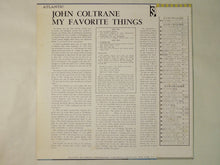 Load image into Gallery viewer, John Coltrane My Favorite Things Atlantic P-7505A