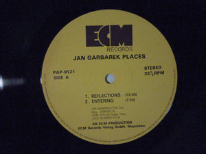 Jan Garbarek Places ECM Records PAP-9121