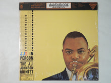 Load image into Gallery viewer, The J.J. Johnson Quintet J. J. In Person! CBS/Sony 20AP 1499