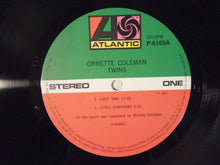 Load image into Gallery viewer, Ornette Coleman Twins Atlantic P-8165A