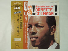 Load image into Gallery viewer, Ornette Coleman Tomorrow Is The Question! Contemporary Records LAX 3025