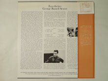 Load image into Gallery viewer, George Russell Sextet Ezz-thetics Riverside Records SMJ-6112
