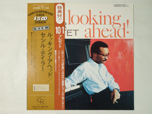 The Cecil Taylor Quartet Looking Ahead! Contemporary Records LAX 3026