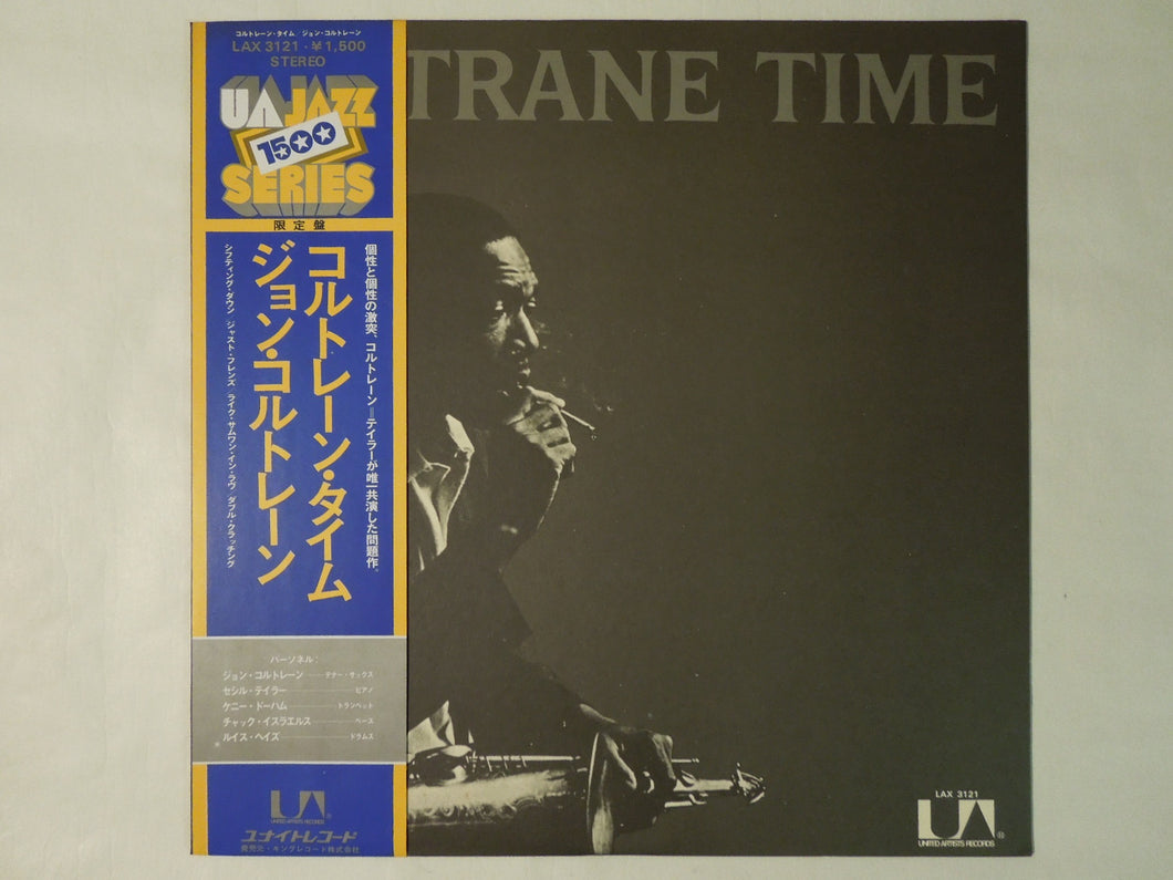John Coltrane Coltrane Time United Artists Records LAX-3121