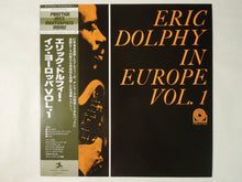 Load image into Gallery viewer, Eric Dolphy In Europe, Vol. 1 Prestige SMJ-6575