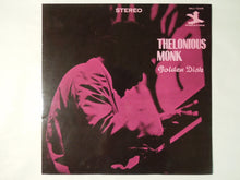 Load image into Gallery viewer, Thelonious Monk Golden Disk Prestige SMJ-7249