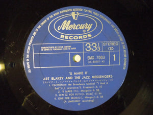 Art Blakey & The Jazz Messengers 'S Make It Limelight SMX-7003