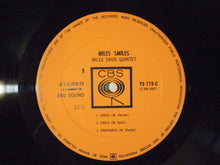 Load image into Gallery viewer, Miles Davis Quintet Miles Smiles CBS YS-779-C