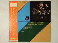 Load image into Gallery viewer, The Miles Davis Quintet Miles In Berlin CBS YS-897-C