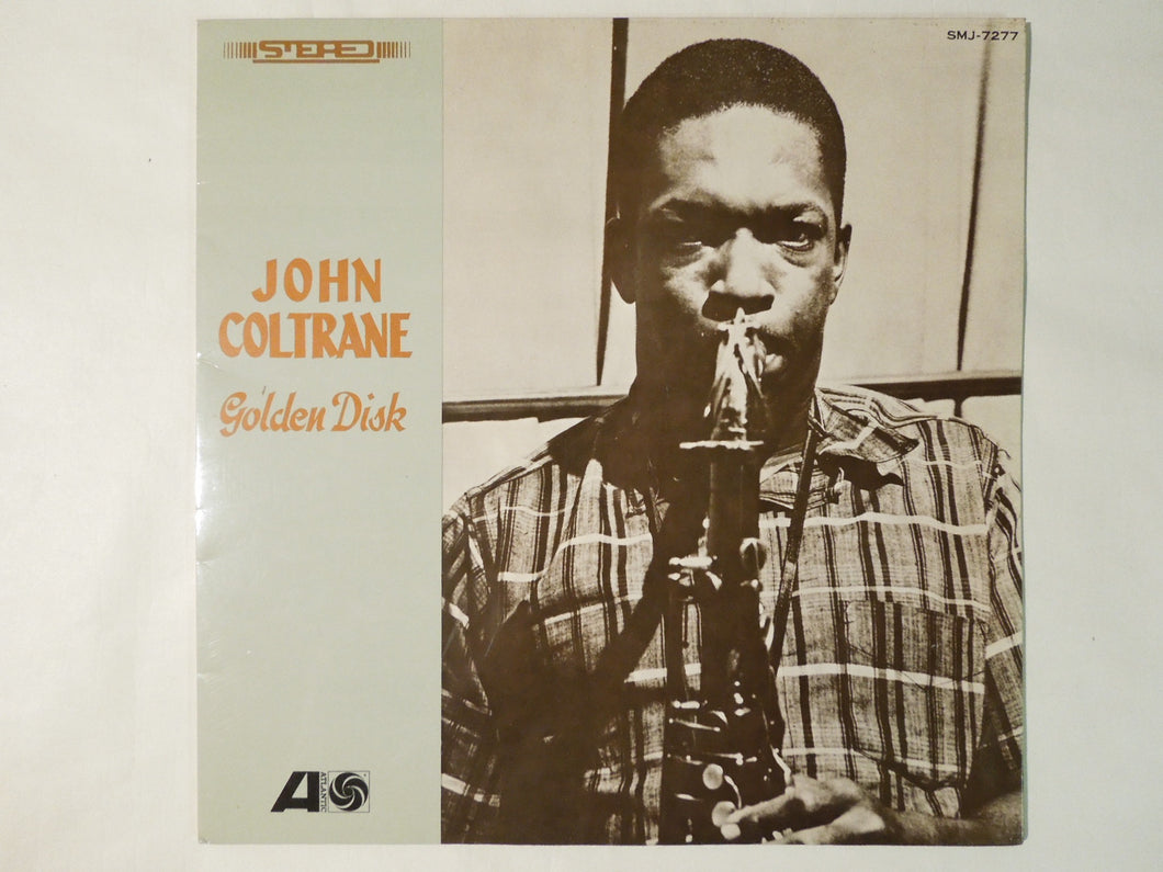 John Coltrane Golden Disk Atlantic SMJ-7277