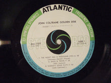 Load image into Gallery viewer, John Coltrane Golden Disk Atlantic SMJ-7277