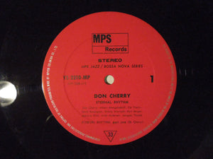 Don Cherry Eternal Rhythm MPS Records YS-2210-MP