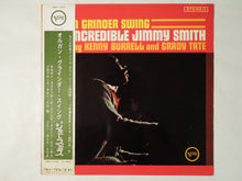 Load image into Gallery viewer, Jimmy Smith Organ Grinder Swing Verve Records SMV-1044
