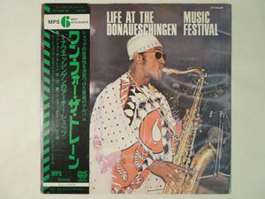 Archie Shepp Life At The Donaueschingen Music Festival MPS Records YP-7006-MP