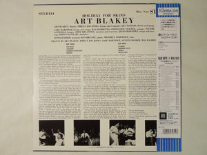 Art Blakey Holiday For Skins Volume 2 Blue Note BN 4005