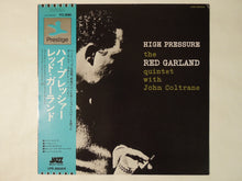 Load image into Gallery viewer, The Red Garland Quintet With John Coltrane And Donald Byrd High Pressure Prestige LPR-88059