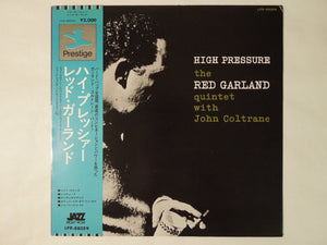 The Red Garland Quintet With John Coltrane And Donald Byrd High Pressure Prestige LPR-88059