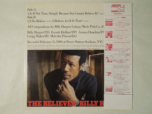 Billy Harper The Believer Baystate RVJ-6083