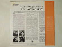 Load image into Gallery viewer, Wes Montgomery The Incredible Jazz Guitar Of Wes Montgomery Riverside Records SMJ-6046