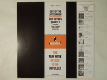 Load image into Gallery viewer, Roy Haynes Quartet Out Of The Afternoon Impulse! VIM-5568