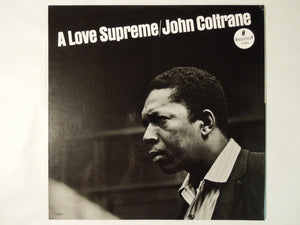 John Coltrane A Love Supreme ABC Impulse! YP-8527-AI