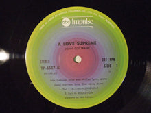 Load image into Gallery viewer, John Coltrane A Love Supreme ABC Impulse! YP-8527-AI