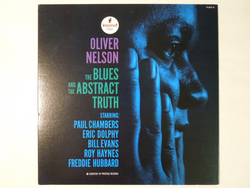 Oliver Nelson The Blues And The Abstract Truth Impulse! YP-8501-AI