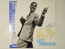 Load image into Gallery viewer, Leo Parker Let Me Tell You 'Bout It Blue Note BN 4087