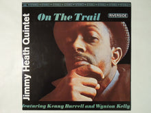 Load image into Gallery viewer, Jimmy Heath Quintet Featuring Kenny Burrell And Wynton Kelly On The Trail Riverside Records WWLJ-7033