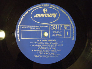 Milt Jackson In A New Setting Mercury SFX-7347