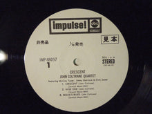 Load image into Gallery viewer, John Coltrane Quartet Crescent Impulse! IMP-88097