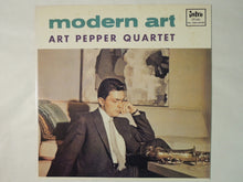 Load image into Gallery viewer, Art Pepper Quartet Modern Art Intro Records GXF 3129