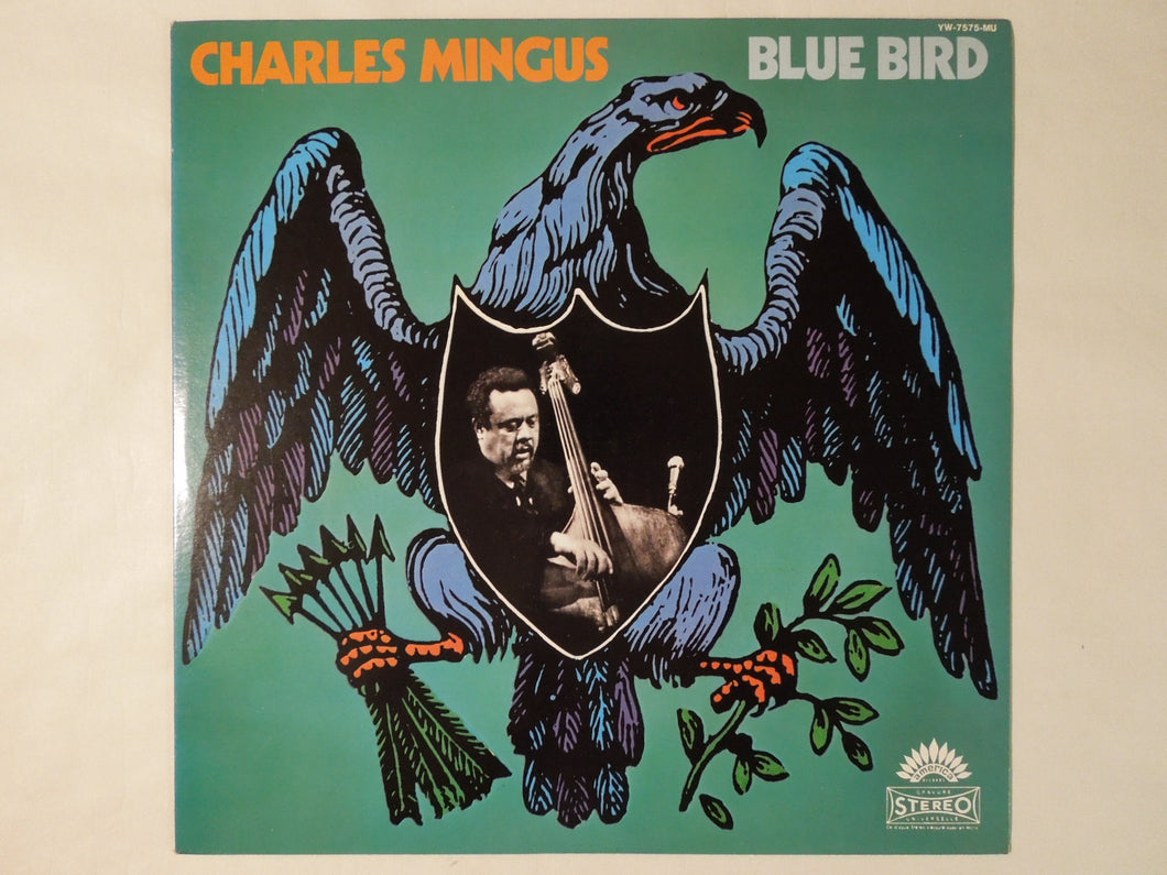 Charles Mingus Blue Bird America Records YW-7575-MU