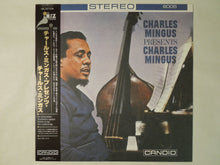 Load image into Gallery viewer, Charles Mingus Presents Charles Mingus Candid 25BLL-3007