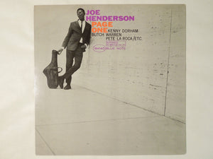 Joe Henderson Page One Blue Note GXK 8014