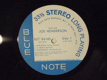 Load image into Gallery viewer, Joe Henderson Page One Blue Note GXK 8014