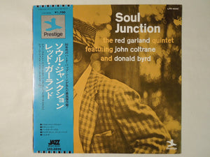 The Red Garland Quintet Featuring John Coltrane And Donald Byrd Soul Junction Prestige LPR-8898